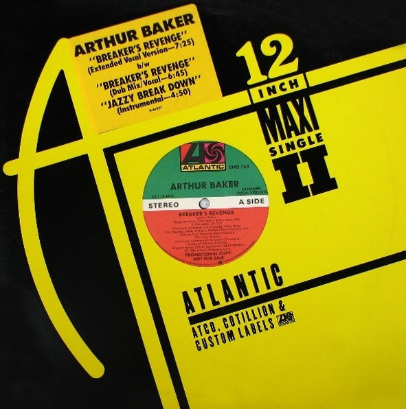 EXTERN_0002 Arthur Baker: The forgotten link. - No Dough Music - House Music Blog