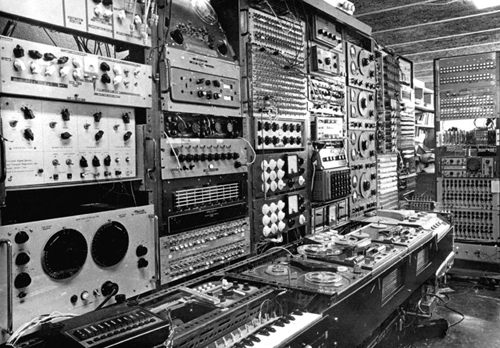 analogue_equipment The Godmother of Electronic Music : Delia Derbyshire - No Dough Music - House Music Blog