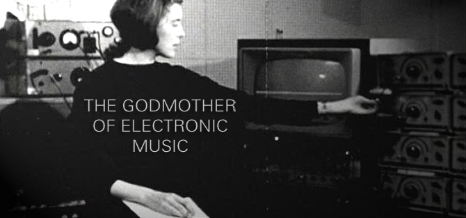 deliabanner The Godmother of Electronic Music : Delia Derbyshire - No Dough Music - House Music Blog