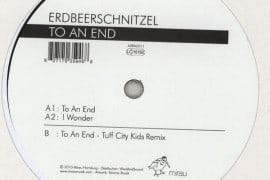 Erdbeerschnitzel to an end