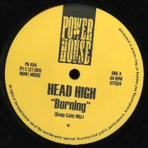 Head High – Burning (Keep Calm Mix)