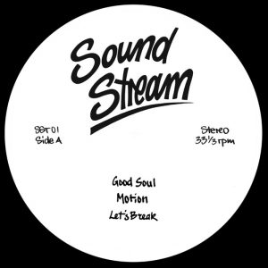 Sound Stream ‎– Motion (Soundstream)