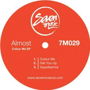 Almost – Colour Me EP (SEVEN MUSIC)