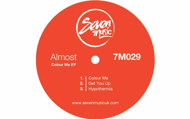 House Music - Almost - Colour Me EP2