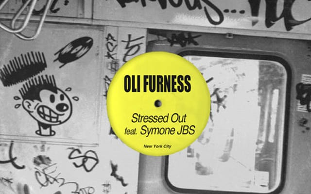 oli furness - stressed out, house music blog