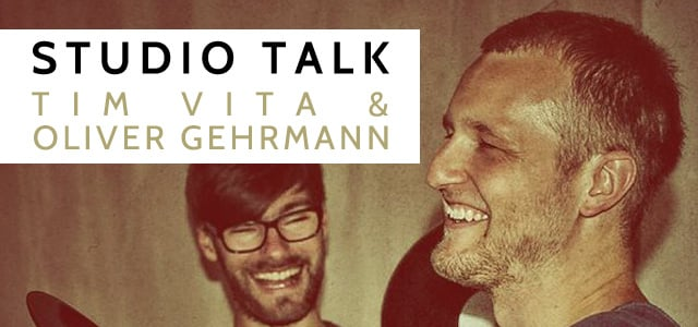 timvitaolivergehrmann_studiotalk Music Talk - No Dough Music - House Music Blog