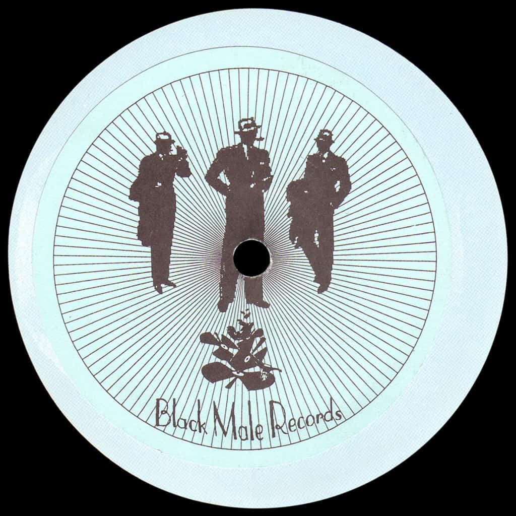 Romanthony – I Feel It (Black male records)