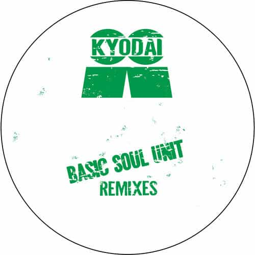 Kyodai - Moving (12'' - LTX002 - 2013)