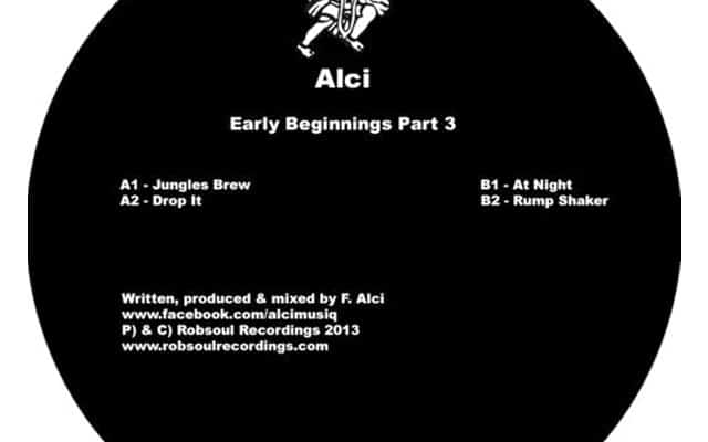 alci at night, house music blog