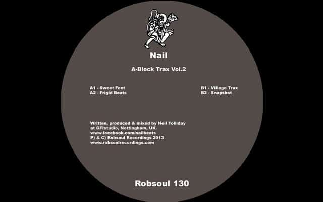 nail - a block trax vol.2 , house music blog