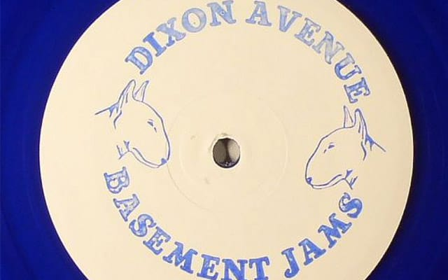 vernon - new beats, dixon avenue basement jams