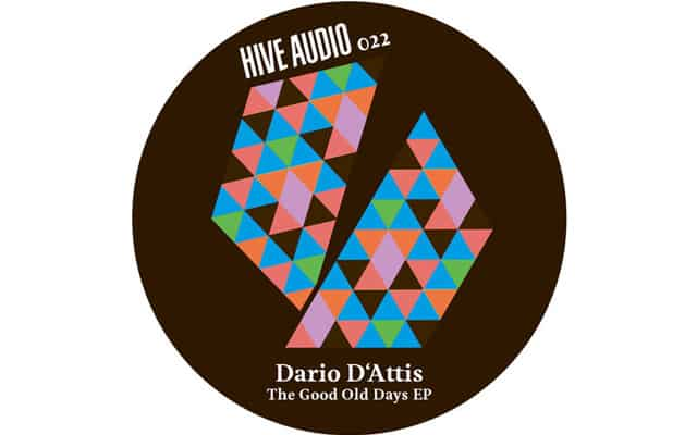 dario d'atti-the good old days ep, house music blog