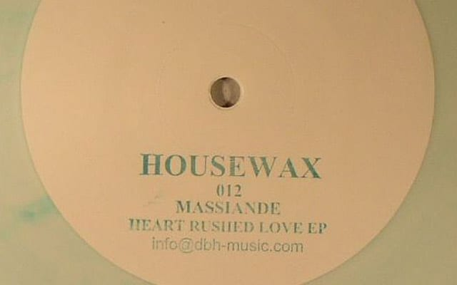 john massiande-heart rushed love, house music blog
