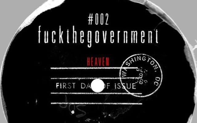 fuckthegovernement - heaven, techno music blog