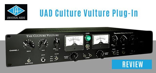 UAD-Culture-Vulture-Review