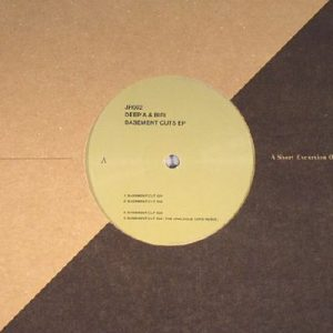 Deep'a & Biri – Basement Cuts EP (JAUNT RECORDS)