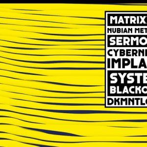 Matrixxman – Nubian Metropolis (DEKMANTEL)