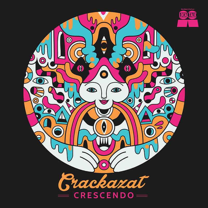 Crackazat - Crescendo , house music blog