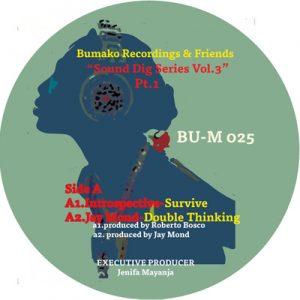 VA – Sound Dig Series Volume 3 Pt.1 (BUMAKO RECORDINGS)