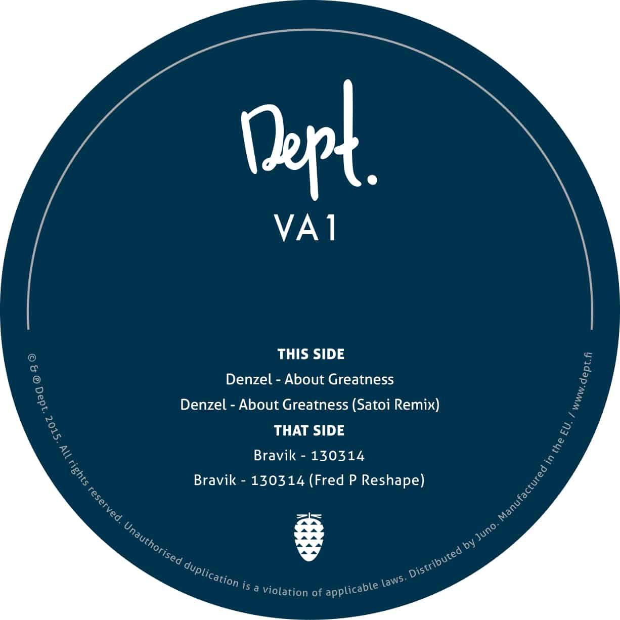 Denzel & Bravik - VA1