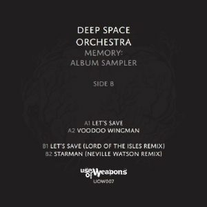 Deep Space Orchestra – Memory LP Sampler