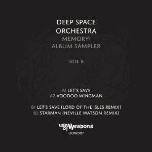Deep Space Orchestra – Memory LP Sampler