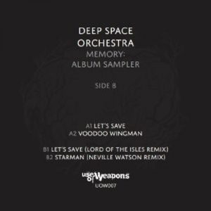 Deep Space Orchestra  – We Held On (SCN002)