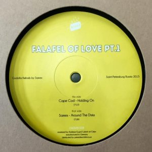 Falafel of Love Pt.1 – Godzilla Kebab