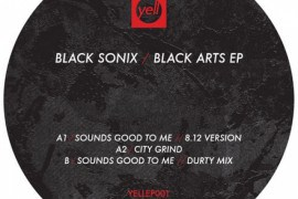 Black Sonix - Black Arts EP, house music blog