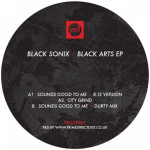 Black Sonix – Black Arts EP (YELL)