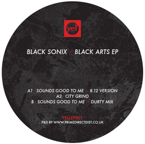 Black Sonix - Black Arts EP, house music blog