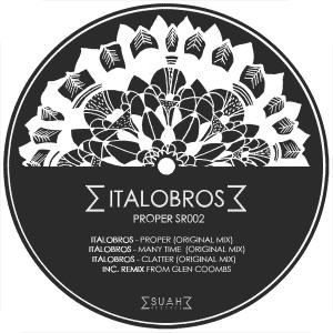 PREMIER – ItaloBros – Clatter (SUAH)