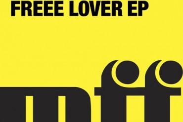 Dave Aju - Freelovers EP