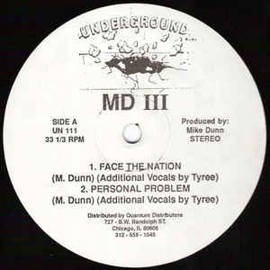MD III – Face The Nation