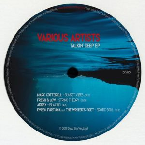 V/A Talkin' Deep EP – [DSV004]