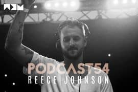 Reece Johnson, No Dough Podcast