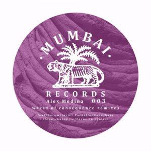 MB003 – Alex Medina – Waves of consequence remixes