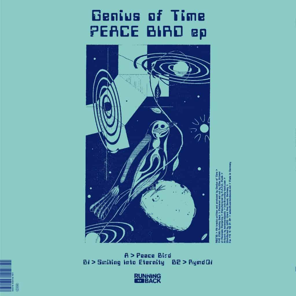 Genius of Time – Peace Bird EP (RB075)