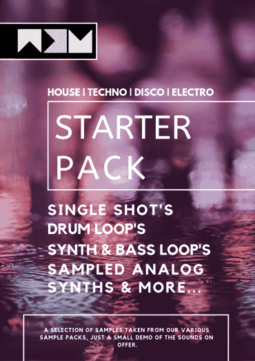 Free Starter Pack - No Dough Music - BLOCKS Sample Pack