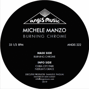 Michele Manzo – Burning Chrome