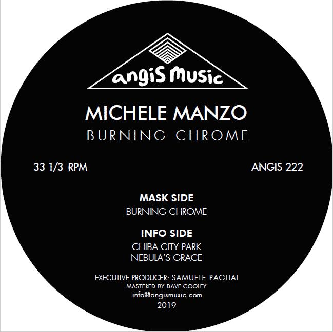 Michele Manzo – Burning Chrome