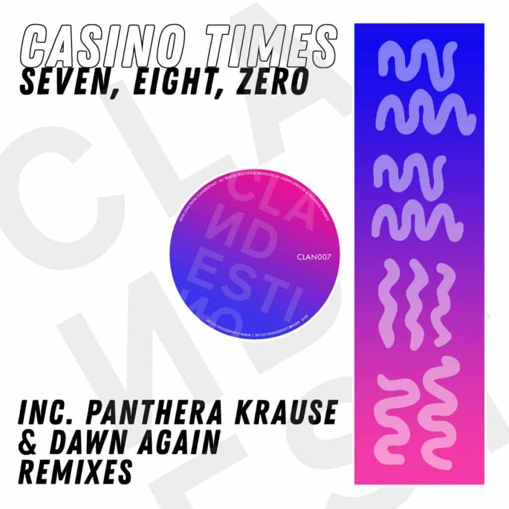 Casino Times – Seven Eight Zero EP