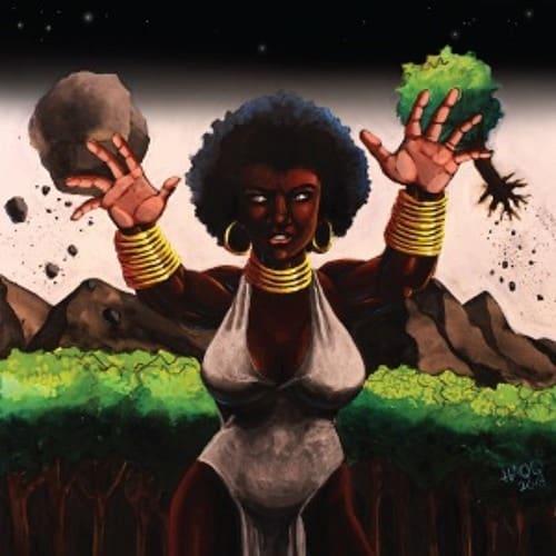 BLAKE – CHAPTER I: THE BLACK GODDESS (AΦOR)