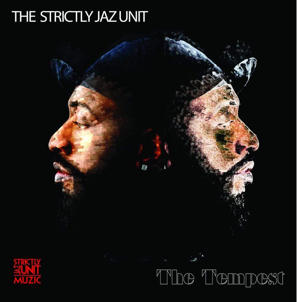 The Strictly Jaz Unit (Glenn Underground & Boo Williams) – The Tempest LP