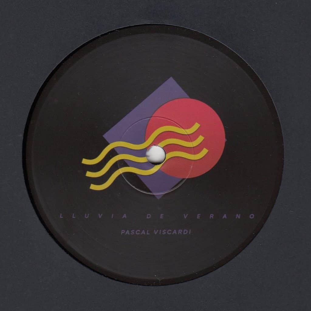 Pascal Viscardi – Lluvia De Verano LP – BORN02