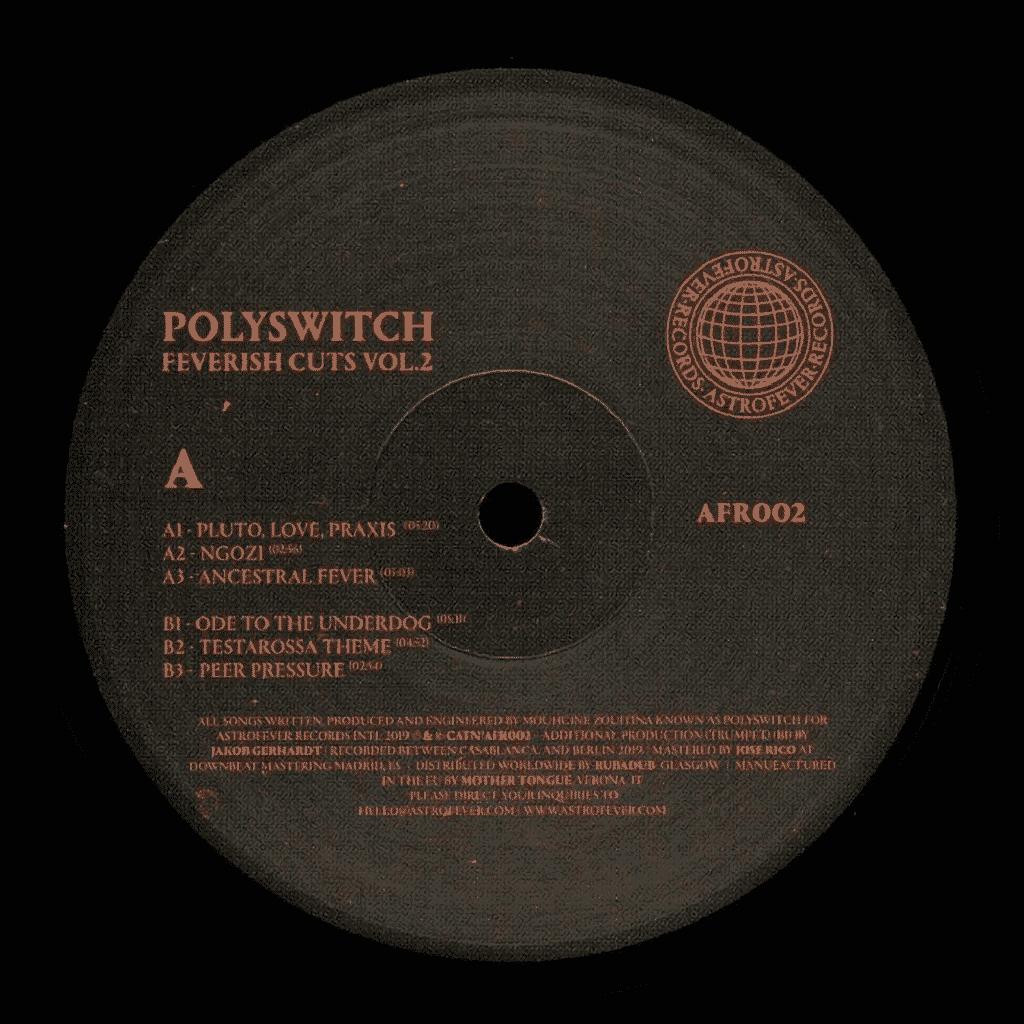 Polyswitch Presents – Feverish Cuts Vol 2