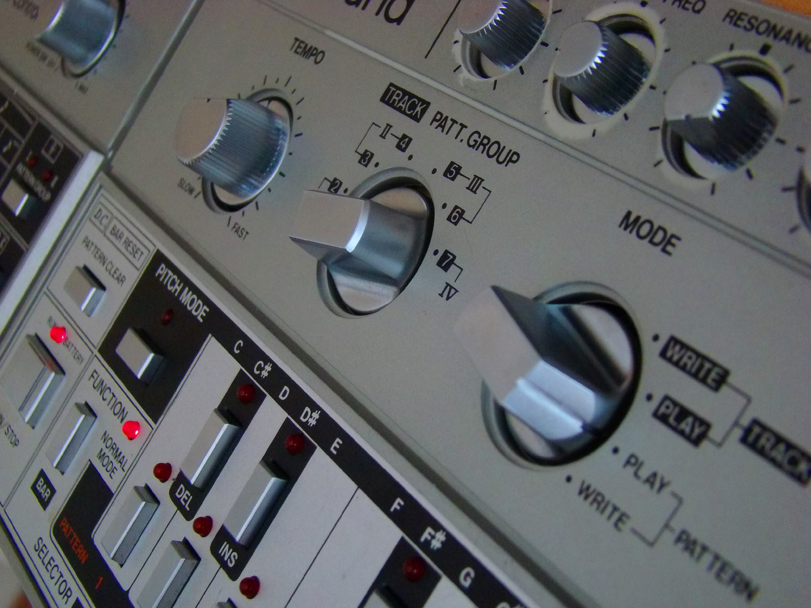 The Silver Dream Machine: The synthesizer that accidentally changed the world.