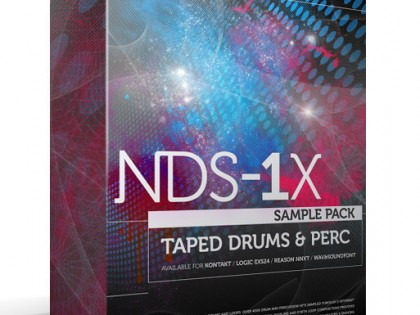 NDS-1X Taped Drums and Percussion