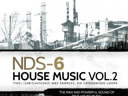 NDS-6 House Music Volume Two – House Samples