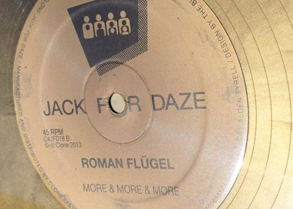 Roman Flugel – More & More & More (Clone Jack For Daze Holland)